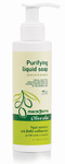 Purifying liquid soap macrovita olive-elia