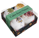 calm for nature bath bombs