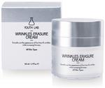 wrinkles erasure cream youth lab