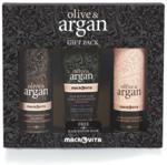 Olive & Argan natuurlijke haarverzorging arganolie
