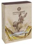 handgemaakte olijfzeep met ezelinnenmelk