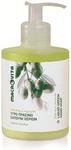 Vloeibare groene olijfoliezeep