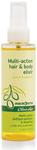 macrovita olive-elia multi-action hair & body elixir