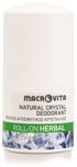 Macrovita Deodorant roll-on herbal