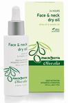 face & neck dry oil macrovita olive-elia