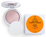 compact cream powder foundation spf50 youth lab