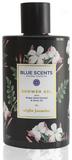 blue scents night jasmine shower gel