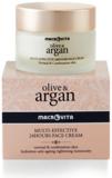 arganolie gezichtscrème normale huid