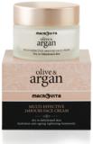 arganolie gezichtscrème droge huid