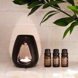 apivita ceramic essential oil burner