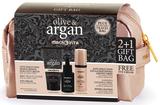 Olive & Argan gezichtsverzorging met hyaluronzuur
