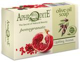 aphrodite olijfzeep granaatappel