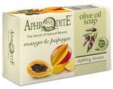 aphrodite olive oil soap mango