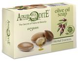aphrodite olijfoliezeep arganolie