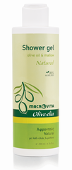 Olive-elia Shower gel natural