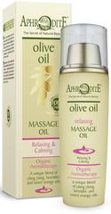 Aphrodite Relaxing Massage-olie / Badolie