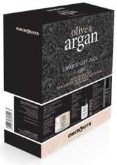 Olive & Argan Hyaluronic Acid Anti-Ageing Set