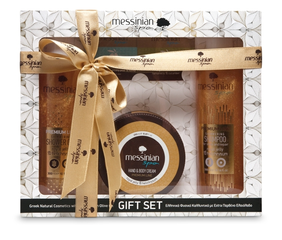 Messinian Spa Premium Shimmering Gift Set