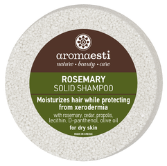 Aromaesti Shampoo Bar Rozemarijn (droge huid)