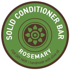 Aromaesti Conditioner Bar Rozemarijn (droog haar)