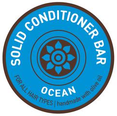 Aromaesti Conditioner Bar Ocean (elk haartype)