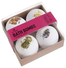 Aromaesti Bath Bomb Gift Set (4 stuks)