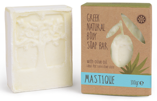 Aromaesti Body Soap Bar Mastiek