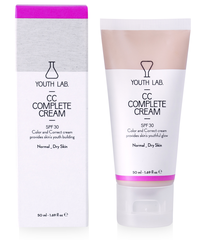 Youth Lab CC Cream SPF 30 (normale/droge huid)