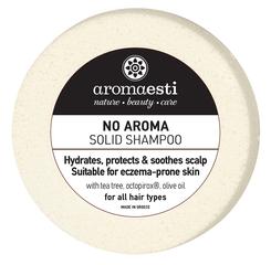 Aromaesti Shampoo Bar zonder Parfum (eczeem/psoriasis)