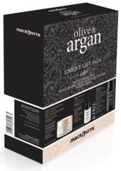 Olive & Argan Hyaluronzuur Anti-Ageing Set