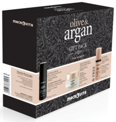 Olive & Argan Anti-Aging Nachtverzorging