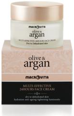 Olive & Argan Gezichtscrème (droge huid)
