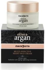 Olive & Argan Nachtcrème