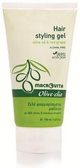 Olive-elia Styling Gel met Olijfolie