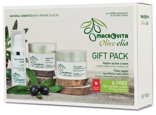 Olive-elia Gezichtsverzorging (normale huid)