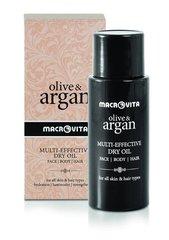 Olive & Argan Dry Oil (Arganolie Haar, Gezicht & Lichaam)