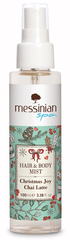 Messinian Spa Body Mist Christmas Joy Chai Latte