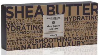 Blue Scents Shea Butter Zeep Gift Set