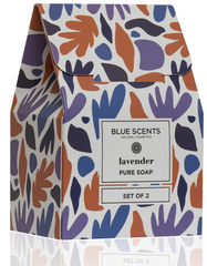 Blue Scents Lavendel Zeep Gift Set