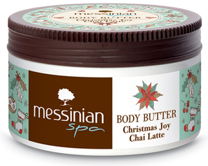 Messinian Spa Body Butter Christmas Joy