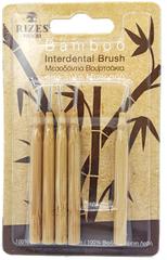 Rizes Bamboe Ragers Interdentale Borstels (5 stuks)