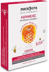 Macrovita Keelpastilles voor Kinderen (5+)