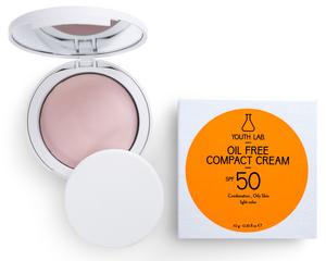 Youth Lab Compact Cream Powder SPF50 (lichte tint)