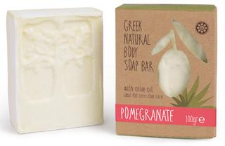Aromaesti Body Soap Bar Granaatappel