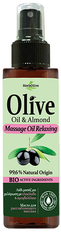 Herbolive Massage-Olie Relaxing