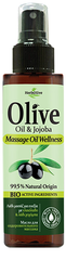 Herbolive Massage-Olie Wellness