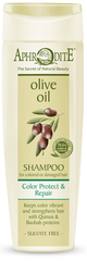 Aphrodite Shampoo voor Gekleurd en Beschadigd Haar
