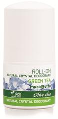 Olive-elia Deodorant Roller Grüner Tee