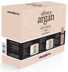 Olive & Argan Gezichtsverzorging (normale huid)