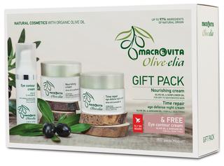 Olive-elia Gezichtsverzorging (droge huid)